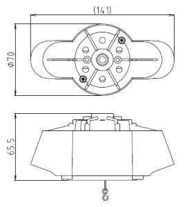 2LS-3ソケット 図面