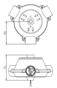 3LS-4ソケット 図面