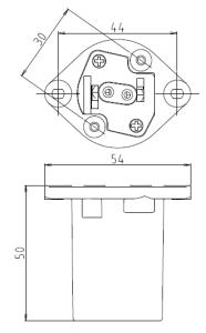 26ソケット3N型 図面